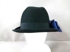LANVIN en Bleu(ランバンオンブルー)の帽子