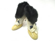 Christian Lacroix(クリスチャンラクロワ)のブーツ