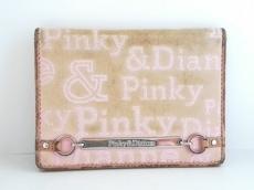 Pinky&Dianne(ピンキー&ダイアン)のパスケース