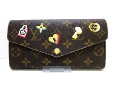 LOUIS VUITTON(ルイヴィトン)/ラブ・ロック/長財布