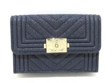 CHANEL(シャネル)のボーイシャネル 3つ折り財布