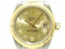 ROLEX(ロレックス)のデイトジャスト 型番69173G