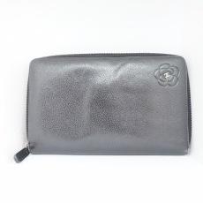 CHANEL(シャネル)のカメリア 長財布
