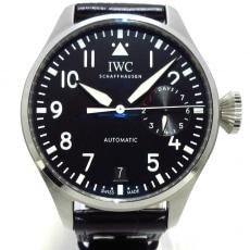 IWC(アイダブリューシー)のビッグパイロット7デイズ