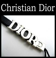 ChristianDior(クリスチャンディオール)のロゴストラップ