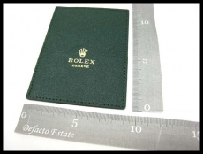 ROLEX(ロレックス)/カードケース