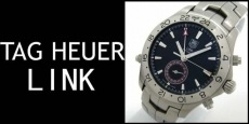 TAG Heuer(タグホイヤー)のLINK GMT