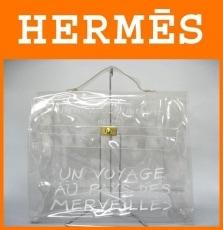 HERMES(エルメス)のビニールケリー
