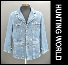 HUNTING WORLD(ハンティングワールド)/ジャケット