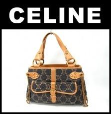 CELINE(セリーヌ)のHandbag With Front Pocket