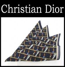 ChristianDior(クリスチャンディオール)のハンカチ