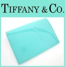 ティファニーのパスケース