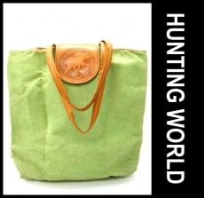 HUNTING WORLD(ハンティングワールド)/トートバッグ