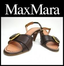 Max Mara(マックスマーラ)のサンダル