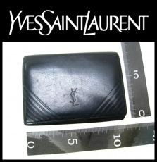 YvesSaintLaurent(イヴサンローラン)/名刺入れ