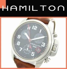 HAMILTON(ハミルトン)のカーキクロノ