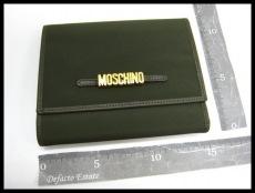 MOSCHINO(モスキーノ)の3つ折り財布