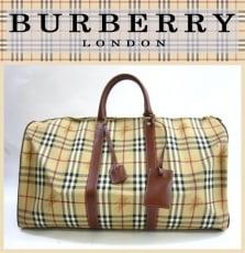 Burberry LONDON(バーバリーロンドン)/ボストンバッグ
