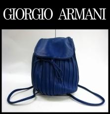GIORGIOARMANI(ジョルジオアルマーニ)/リュックサック