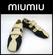 miumiu(ミュウミュウ)/スニーカー