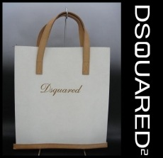 DSQUARED2(ディースクエアード)/トートバッグ