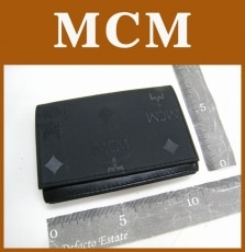 MCM(エムシーエム)/名刺入れ
