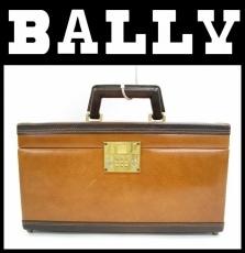 BALLY(バリー)のバニティバッグ