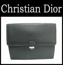 ChristianDior(クリスチャンディオール)/ビジネスバッグ