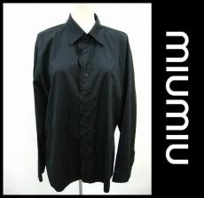 miumiu(ミュウミュウ)のシャツ