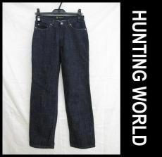 HUNTING WORLD(ハンティングワールド)/ジーンズ