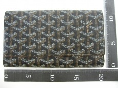 GOYARD(ゴヤール)の3つ折り財布