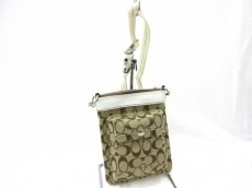 シグネチャー スモールフィールドファイルバッグ