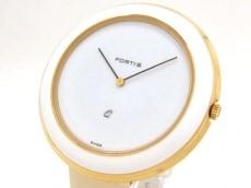 フォルティスの腕時計