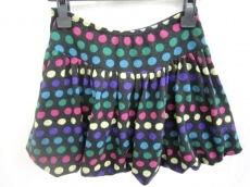 チルアナップのスカート