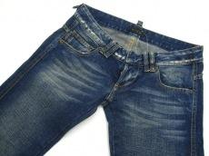 リングのジーンズ