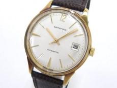 ガラードの腕時計