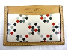 Burberry Blue Label(バーバリーブルーレーベル)/カードケース