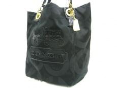 COACH(コーチ)のマディソンオプアートトートのトートバッグ