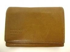 MargaretHowell(マーガレットハウエル)/3つ折り財布