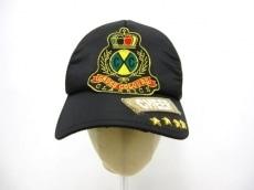クロスカラーズの帽子