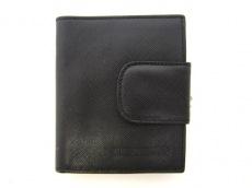 GIORGIOARMANI(ジョルジオアルマーニ)/Wホック財布