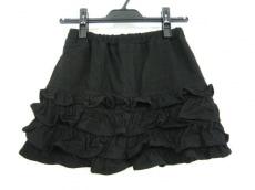 クリアクレアのスカート