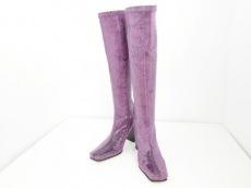 マルティネスバレロのブーツ