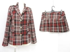 LIZLISA(リズリサ)のスカートスーツ