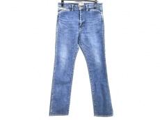 バックアリーオールドボーイズのジーンズ