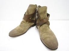 ハドソンハニーのブーツ