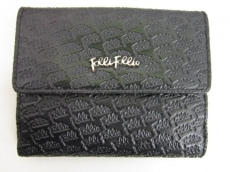 FolliFollie(フォリフォリ)/Wホック財布
