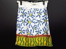 ブループラネットのスカート