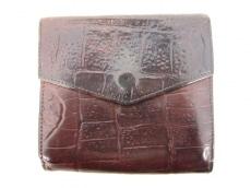 MULBERRY(マルベリー)/Wホック財布