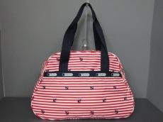 LESPORTSAC(レスポートサック)のオーバーナイターのショルダーバッグ